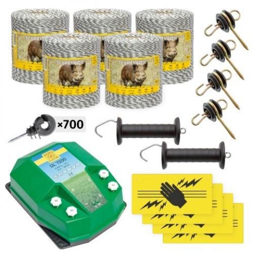 Комплект електропастир – DL-7.2 J 5000 m с якост на опъна 130 kg