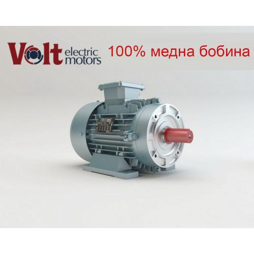 Трифазен електродвигател VOLT 7,5kW, 1500RPM