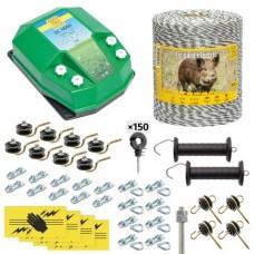 Пълен/професионален комплект електропастир – DL-4.5 J 1000 m с якост на опъна 130 kg