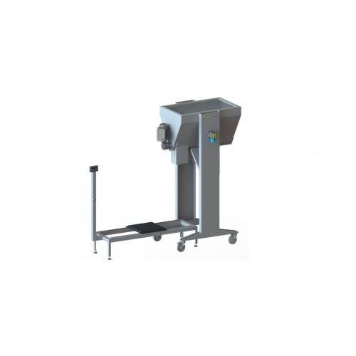 Ръчна система за опаковане на гранулиран фураж SMARTWOOD PKG-CRT50