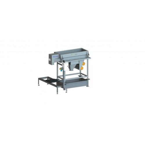 Полуавтоматична система за опаковане на пелети SMARTWOOD PKG-1000-1