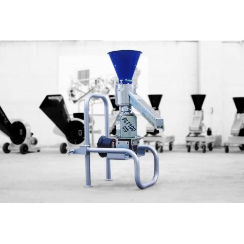 Пелет преса за фураж SMARTWOOD PLT-100 PTO, 40-70 kg/час, за трактор