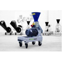 Пелет преса за фураж SMARTWOOD PLT-100, трифазна, 40-70 kg/час
