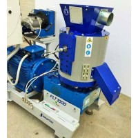 Пелет преса за фураж SMARTWOOD PLT-1000, трифазна, 400-700 kg/час