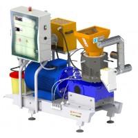 Пелет преса за фураж SMARTWOOD PLT-800, трифазна, 200-500 kg/час