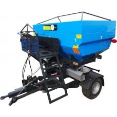 Навесна тракторна торачка, 2000-3000 литрова, 24 метрова, Bufer BFRMIG PRO