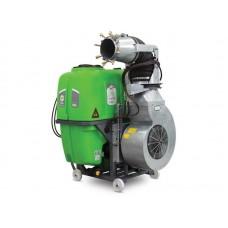 Поцинкована вентилаторна пръскачка с роботизирана глава, Bufer 400-600 литра