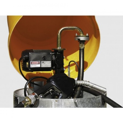 Електрическа помпа за гориво с пистолет EuriPump DRUM 50 l / min 12 V PA