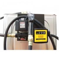 Електрическа помпа за гориво с пистолет EuriPump IBC 50 l / min 12 V PA K33