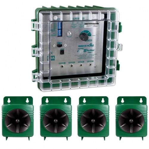Професинално електронно устройство за защита от птици - Super BirdXPeller PRO®