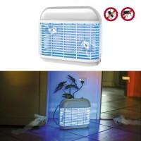 Професионално LED устройство за борба с комари, мухи и летящи насекоми - Euroagro Insect Killer