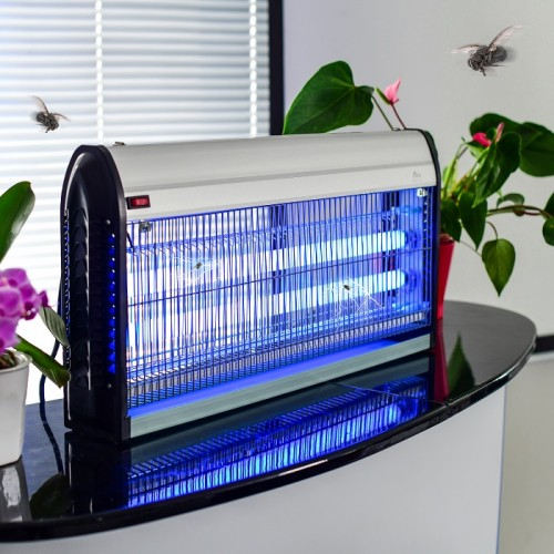 UV устройство за борба с комари, мухи и летящи насекоми - Euroagro Profi Gardigo 150 m²