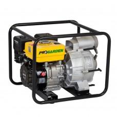 "Бензинова моторна помпа за мръсна вода Progarden GTP80, 3"""