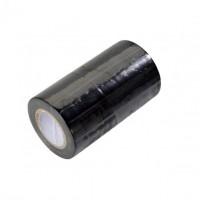 Тиксо за фолиране на бали и силажно фолио - черно - 100 mm x 10 m