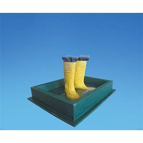 Вана за почистване и дезинфектация на обувки