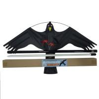 7 метрово телескопично хвърчило - плашило срещу птици