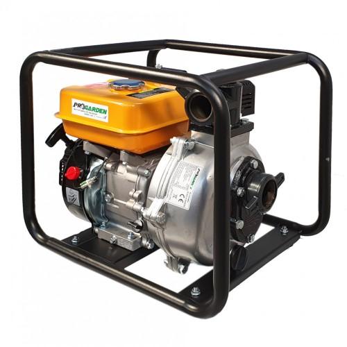 Бензинова моторна помпа за чиста вода Progarden GHP50, 2''