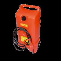 HD-PE Мобилен резервоар за бензин с колонка - ръчен, 53L