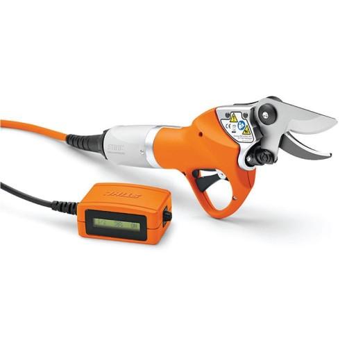 Акумулаторна лозарска ножица STIHL ASA 65, с батерия и зарядно устройство