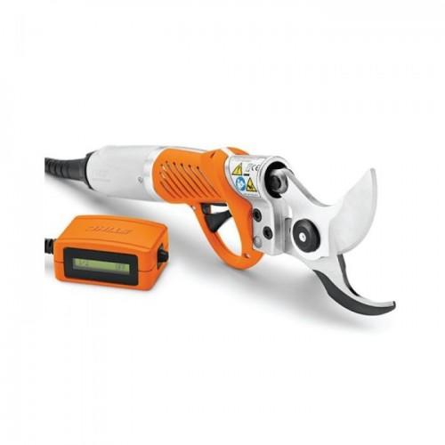 Акумулаторна лозарска ножица STIHL ASA 85, с батерия и зарядно устройство