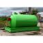 Надземен дизелов резервоар с колонка - 25000l