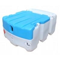 AdBlue резервоар с колонка и разходомер JFC - 250l.