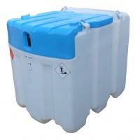 AdBlue резервоар с колонка и разходомер JFC - 600l.