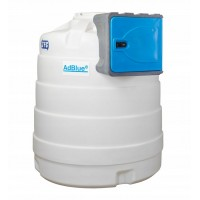 AdBlue резервоар с колонка и разходомер JFC - 2500l.