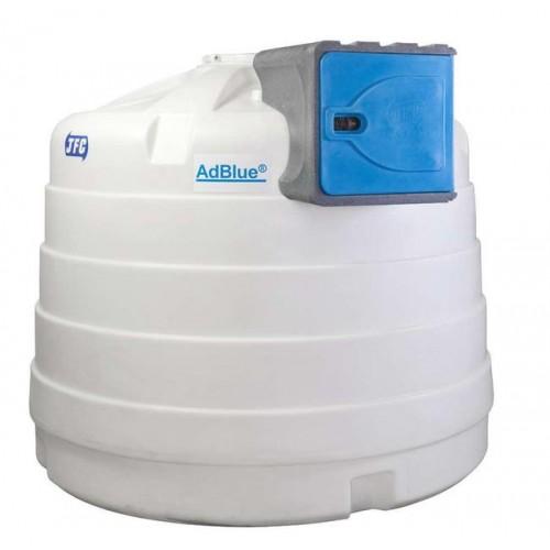 AdBlue резервоар с колонка и разходомер BlueMaster - 5000l.
