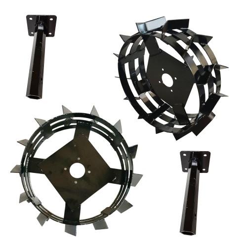 Комплект метални колела 5.00-12