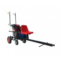 Моторна пръскачка за мотокултиватор / ATV Gardelina BSR 100 MICRO TRAILER