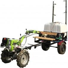 Моторна пръскачка за ATV/трактор Gardelina DVS 300