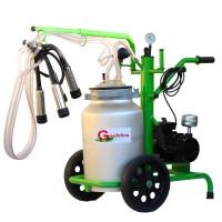 Агрегат за доене на крави Gardelina 140 с алуминиев гюм 40L