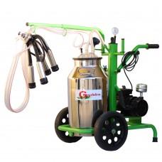 Доилен агрегат за крави Gardelina 140 IN IC с 40L гюм