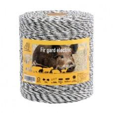 Електрическа оградна тел - 1000 m - 130 kg - 0.4 Ω / m