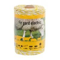 Електрическа оградна тел - 250 m - 90 kg - 0.45 Ω / m