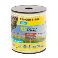 Електрическа лента - 12 mm - 200 m - 60 kg - 0.33 Ω/m