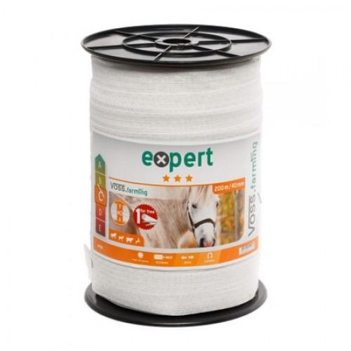 Електрическа лента - 40 mm - 200 m - 140 kg - 4.3 Ω/m