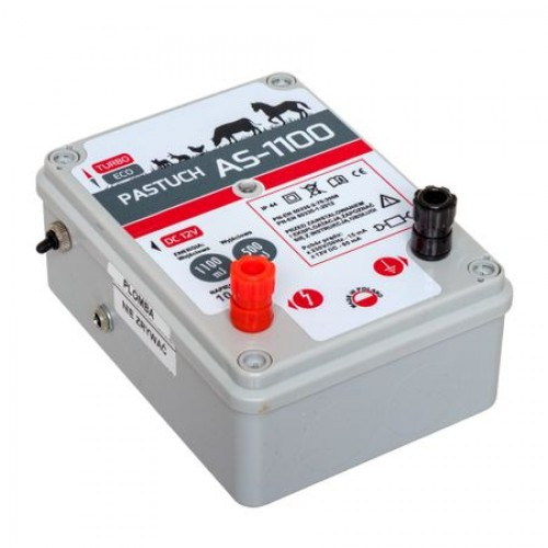 Енергизатор за електропастир AS-1100 с адаптер за захранване