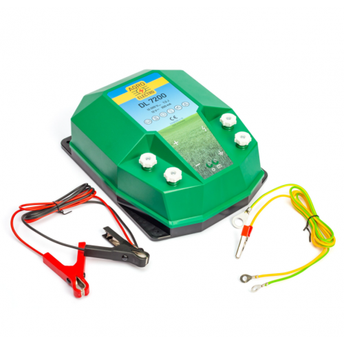 Енергизатор за електропастир DL – 7200 - 7.2J