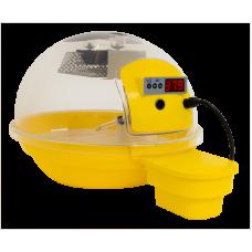 Smart инкубатор за яйца с дигитален дисплей, за до 24 кокоши яйца Smart - Жълт