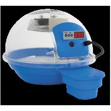 Smart инкубатор за яйца с дигитален дисплей, за до 24 кокоши яйца Smart - Син