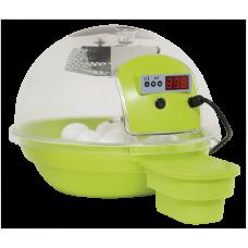 Smart инкубатор за яйца с дигитален дисплей, за до 24 кокоши яйца Smart - Зелен