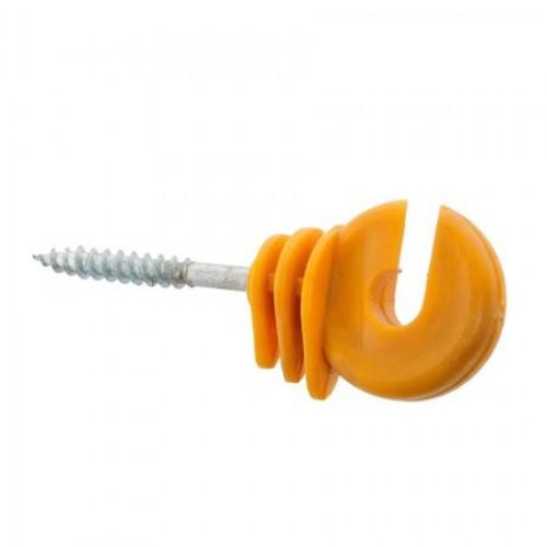 Изолатор пръстен (жълт)