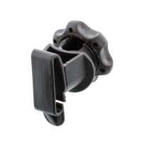 Изолатор за електрическа лента, монтаж на стълбове/колчета - 25 бр