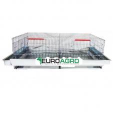 Клетка за пъдпъдъчи пилета / 90 cm - Euroagro