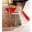 Клетка за пъдпъдъци / 90 cm - за 50 броя, с автоматично подаване на вода - Euroagro
