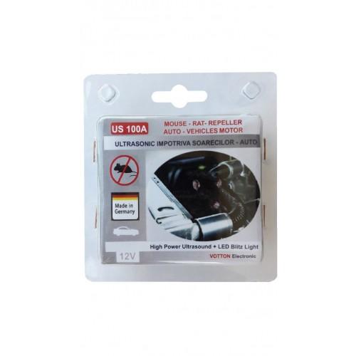 Ултразвуково устройство за автомобил против гризачи US 100 N Votton