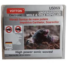 Електронно вибрационно устройство против гризачи VOTTON  VOTTON US 069