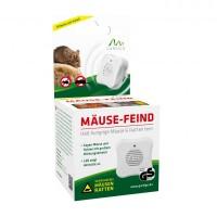 Ултразвуково електронно устройство за защита от мишки на 25 кв.м площ